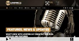 lovefire.ca radio